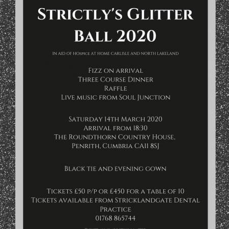 Strictly's Glitter Ball