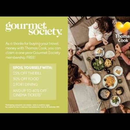 The Big Thomas Cook Currency Event