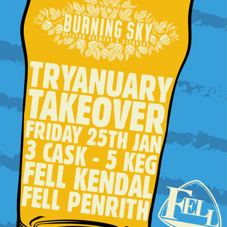 Tryanuary Takeover