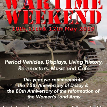 Brougham Hall Wartime Weekend