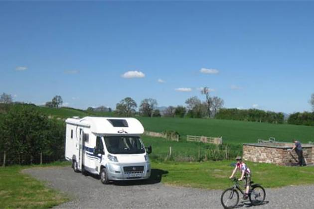 Penrith Campsites