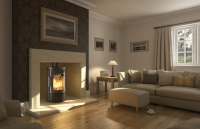The Eden Stove & Fireplace Co