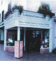 Lakeland Embroidery
